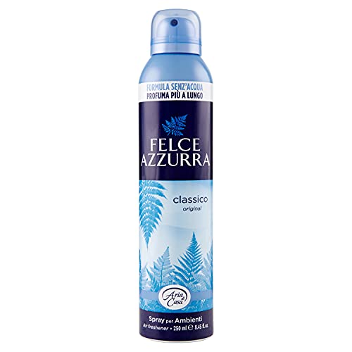 Felce Azzurra Deodorante Ambiente Spray Classico, 250ml