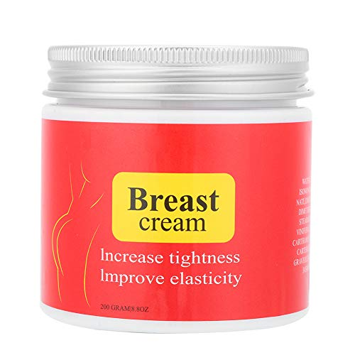 200 g di crema idratante per il seno, migliora la crema toracica e rassodante, crema per aumentare il seno.