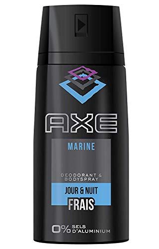6 x AXE Deo Uomo Spray Marine 150 Ml