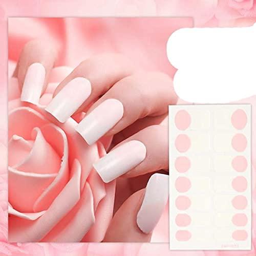Involucri per unghie all'ingrosso Adesivo per decorazione di arte del chiodo, Adesivo per unghie Jamberry, Vero smalto per unghie Strisce-XAF21