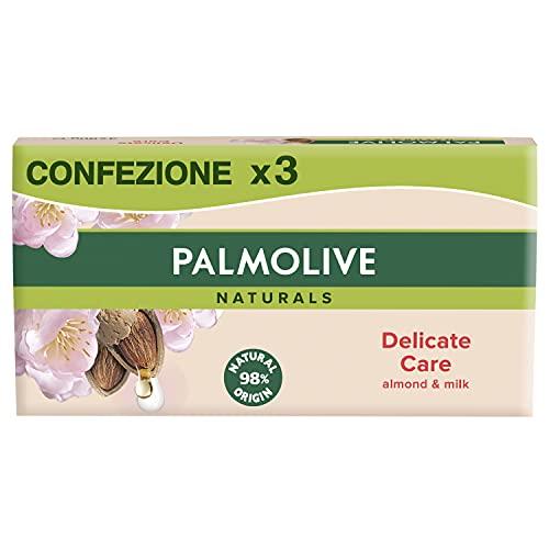 Palmolive Naturals Saponetta Delicate Care, 3 x 90 g