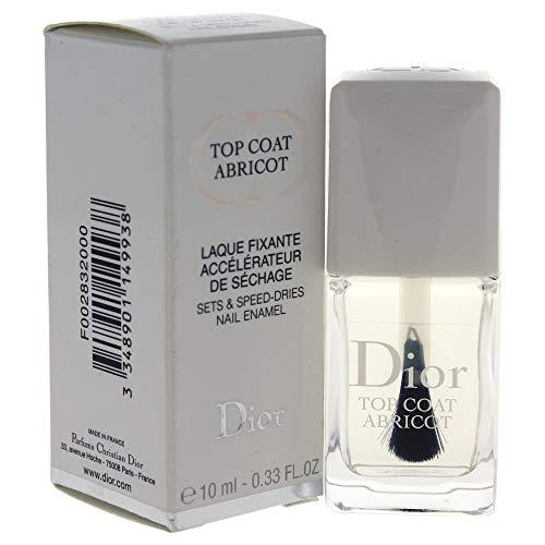 Dior Top Coat Abricot