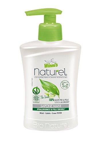 Winni's Naturel Sapone Liquido per le Mani e il Viso - 250 ml - [confezione da 8]