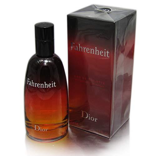 Christian Dior, Fahrenheit Eau de Toilette, Uomo, 100 ml
