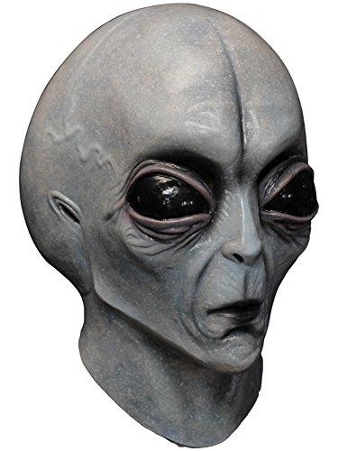 Maschera integrale Alien Zone 51