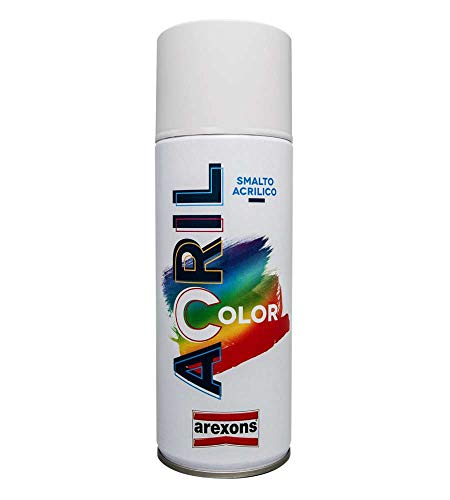 Arexons RXS100 3937 Acrilcolor RAL 3003, Rosso Rubino, 400 ml