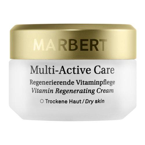 Multi-Cure Attive Marbert femme / donna, pelle secca Rigenerante vitamina, 1er Pack (1 x 50 ml)
