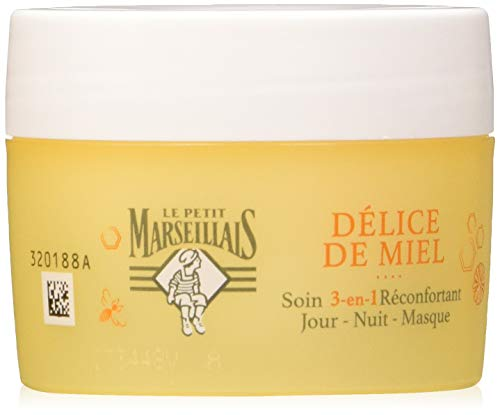 Le Petit Marseillais - Maschera Delice di miele 3 in 1 per il giorno