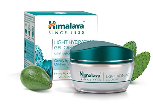 Himalaya Light gel crema idratante, 50 grammi