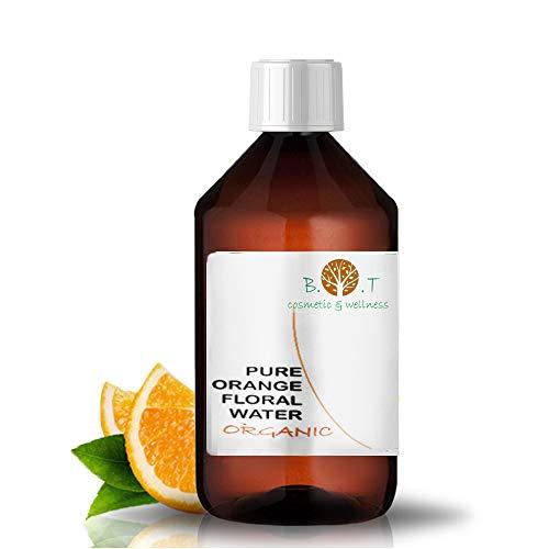 Idrolato BIO di Arancione Acqua aromatica pura al 100% Acqua Floreale 500 ml