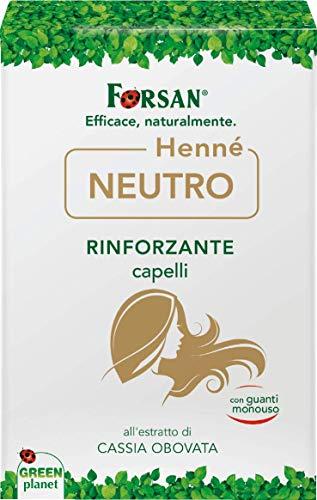 La Tradizione Erboristica Forsan Hennè Neutro - [pacco da 3]