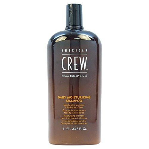 American Crew Daily Moisturizing Shampoo - 970 Gr