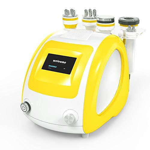 5 in1 RF Vacuum Therapy Body Shaper Dimagrante Grasso RF Rimozione della grinza Macchina per il sollevamento della pelle Elitzia