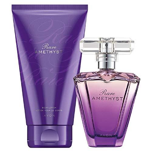 Avon Rare Ametista Set composto da Eau de Parfum 50 ml e lozione per il corpo 150 ml