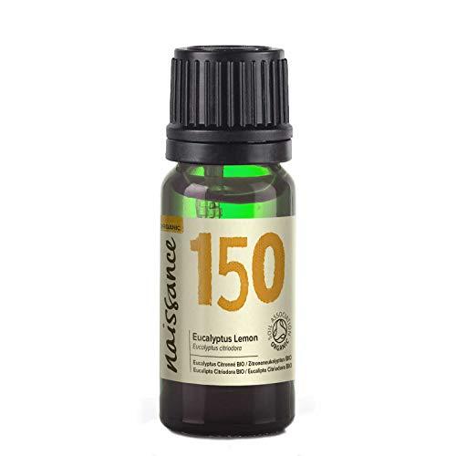Naissance Eucalipto Citriodora Biologico - Olio Essenziale Puro al 100% - 10ml