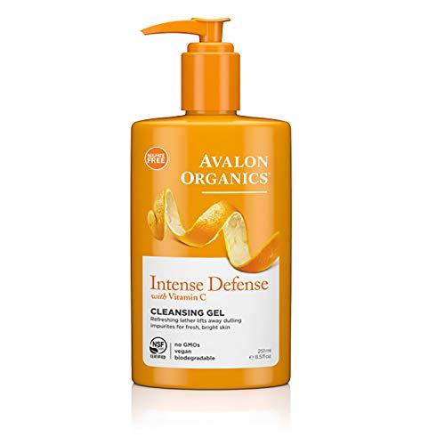 Avalon Organics, Detergente Viso Rinfrescante - 250Ml