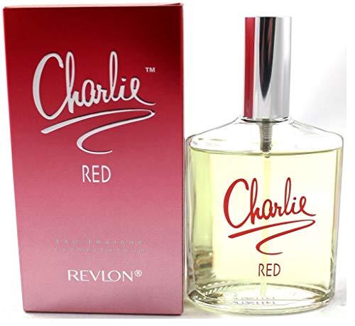 Revlon Charlie Red, Eau Fraiche, 100 ml