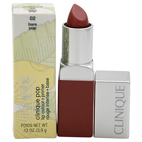Clinique Rossetto, Pop Lip Color, 3.9 gr, 02-Bare Pop