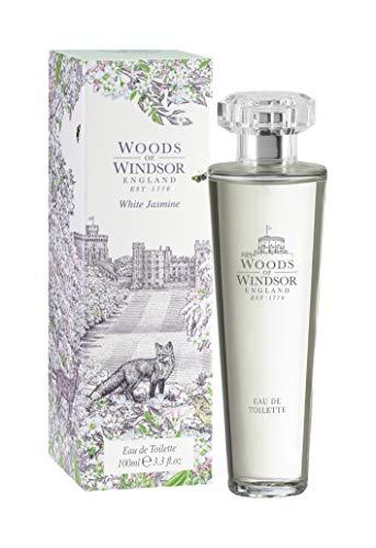 Woods of Windsor, Eau de Toilette spray Donna White Jasmine, 1 x 100 ml