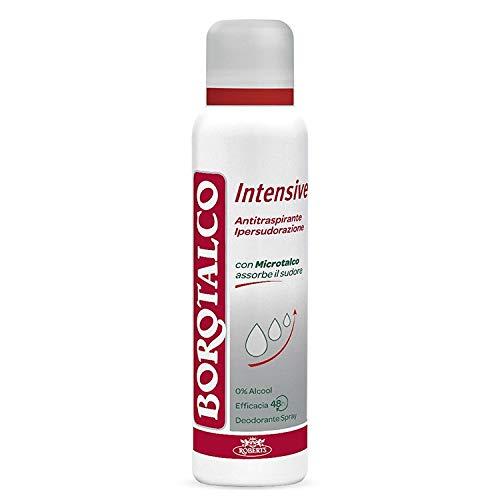 DEO.BOROTALCO SPRAY ML125 INTENSIVE
