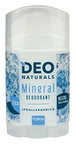 Deo Naturals Deodorante Stick, Blu - 1 Prodotto