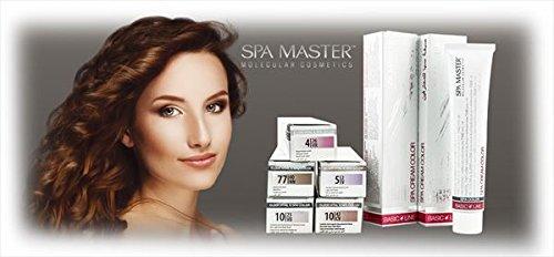 Tinture Permanenti per capelli Spa Master 100 ml (MATT Correttore anti rosso)