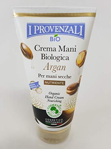 crema mani biologica argan nutriente 75 ml