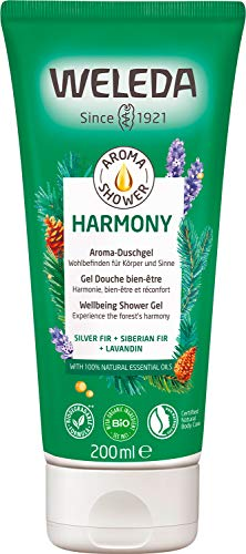 WELEDA Doccia Gel Harmony - 200 ml