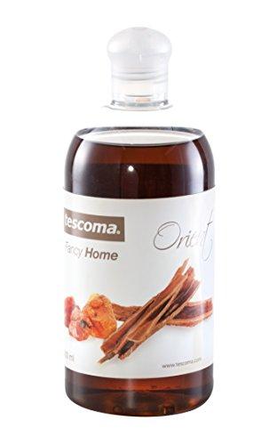 Tescoma 906580 Fancy Home Ricarica per Diffusore di Essenza Orient, Vetro, Marrone, 500 ml, 1 Pezzo