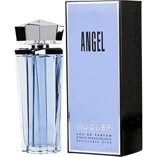 Thierry Mugler Acqua di Profumo, Angel Edp Vapo Refillable, 100 ml