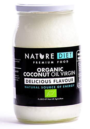 Nature Diet - Organic Coconut Virgin Oil 900ml