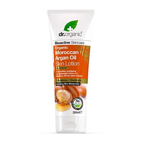 Dr.Organic Moroccan Argan Oil Lozione Corpo 200 ml