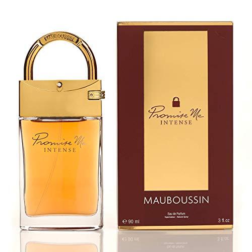 Mauboussin - Eau de Parfum Donna - Promise Me Intense - Fragranza orientale e floreale - 90ml 10 ml