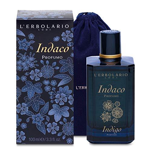 L'Erbolario, Profumo Unisex Indaco, 100 ml