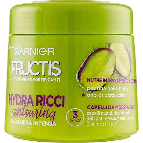 Garnier Maschera Fructis Hydra Ricci Contouring, 300 ml