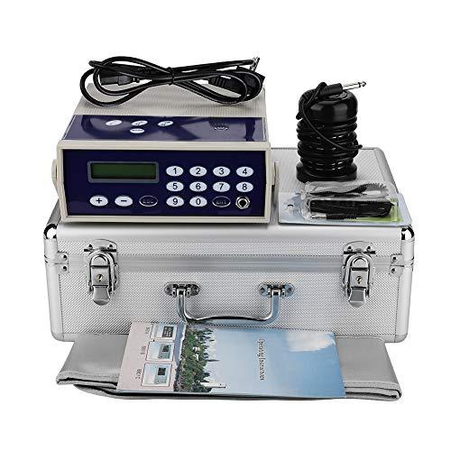 Fuss Spa Bad macchina Ionic Cell Detox Ion Clean Macchina del corpo detox Ion Array Pediluvio Spa entgiftung Aqua con Belt 0026 Case