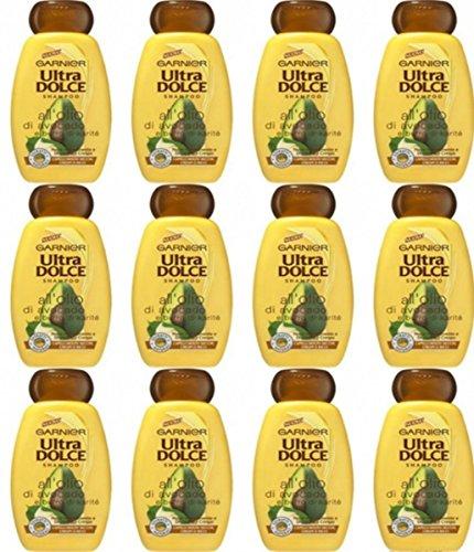 ULTRA DOLCE Shampoo Olio Avocado Capelli Secchi 250 Ml
