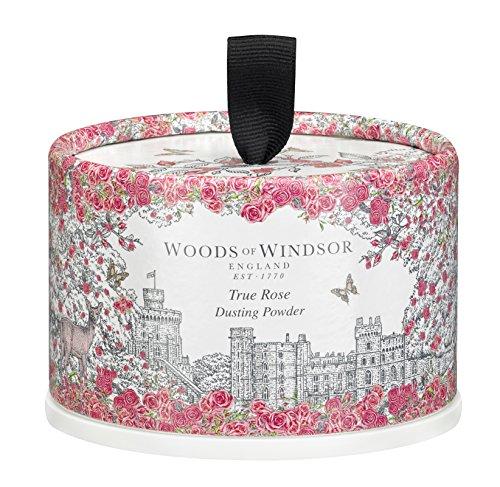 Boschi di Windsor Vero Rose Talco, 100 g