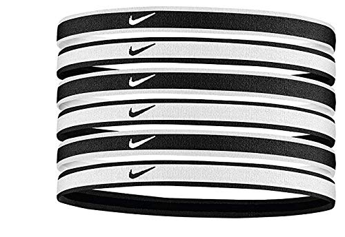 Nike Hairbands Tennis Fitness 6pack N1002021176OS