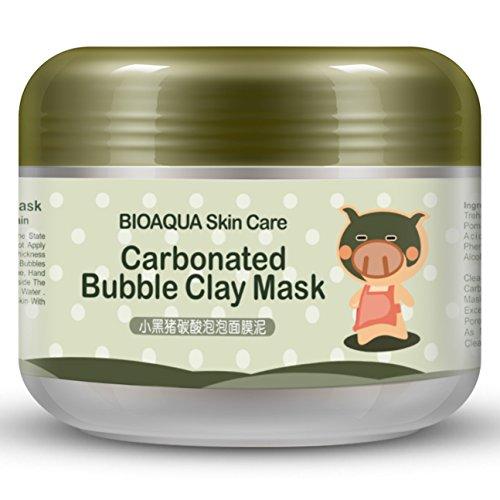 Bioaqua - bioaqua carbonated bubble clay mask 100g