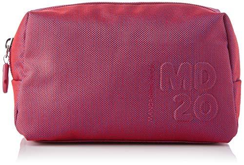 Mandarina Duck MD 20, Borsa da Donna, Fuchsia Red, Taglia Unica