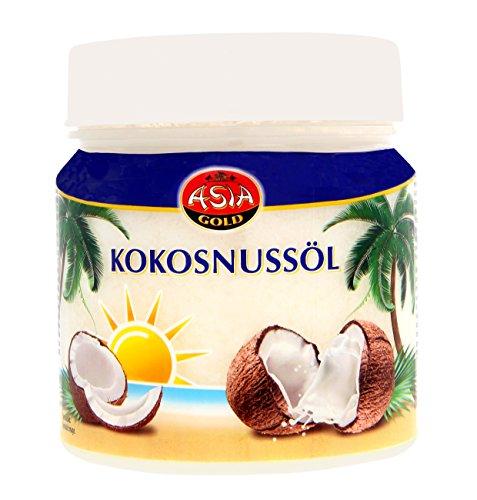 Olio di cocco 500ml 100% naturale AsiaGold
