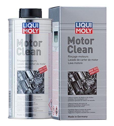 Liqui Moly 1019 Motor Clean - Lava e deterge l'interno del motore, 500 ml