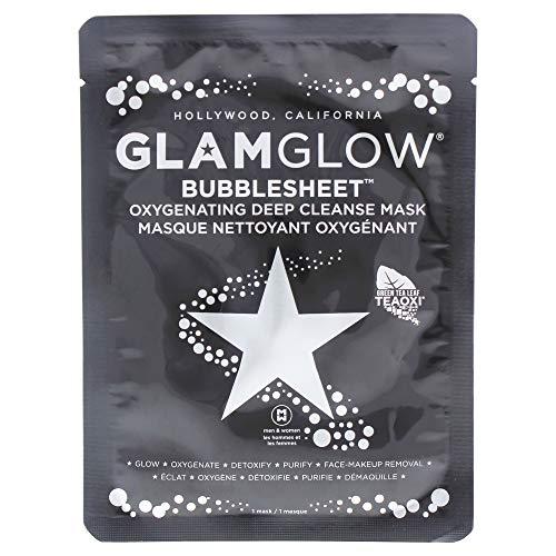 Glam Glow Maschera per Pulizia Profonda con Bolle Ossigenanti