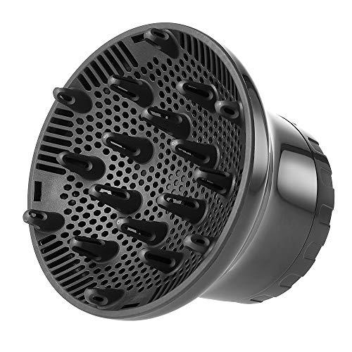 diffusore per capelli,Anself diffusore phon regolabile per asciugacapelli per diffusori per acconciature ricci o ondulati