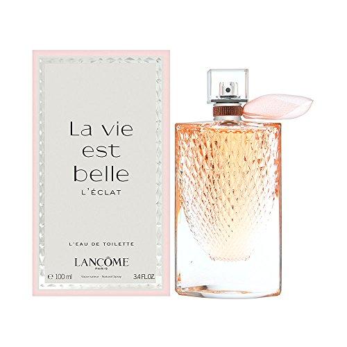 Lancôme La Vie Est Belle l'Éclat Eau de Toilette Donna, 100 ml.