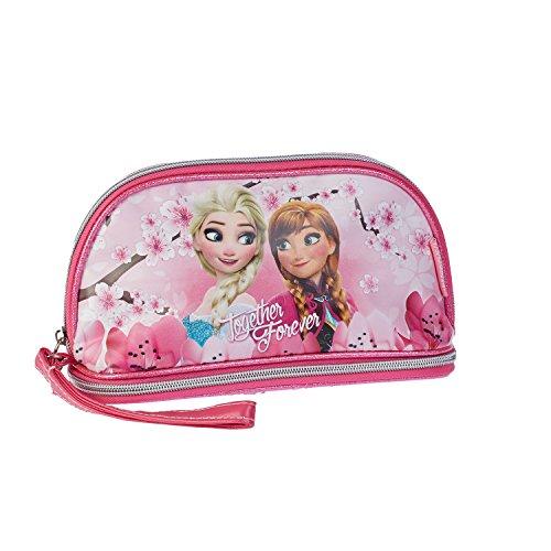 Karactermania 51975 Frozen Beauty Case, 24 cm, Rosa