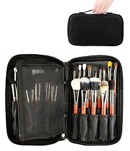 Make Up Pennello Organizer, Borsa trucco ONEGenug Beauty Case Con cinturino a mano Borsa degli attrezzi Cosmetici