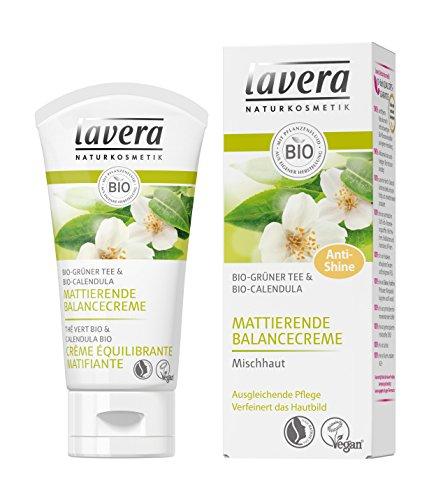 Lavera Crema equilibrante opacizzante - 50 ml.