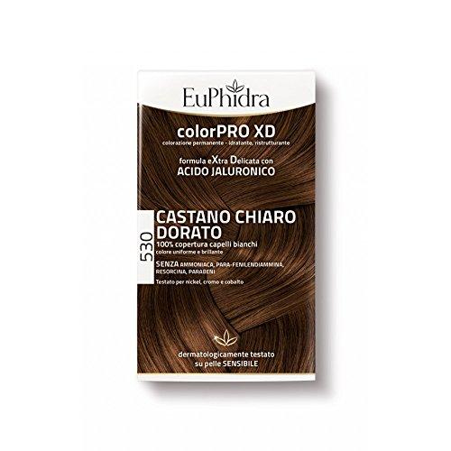 Euphidra ColorPro XD, 530 Castano Chiaro Dorato - 180 gr